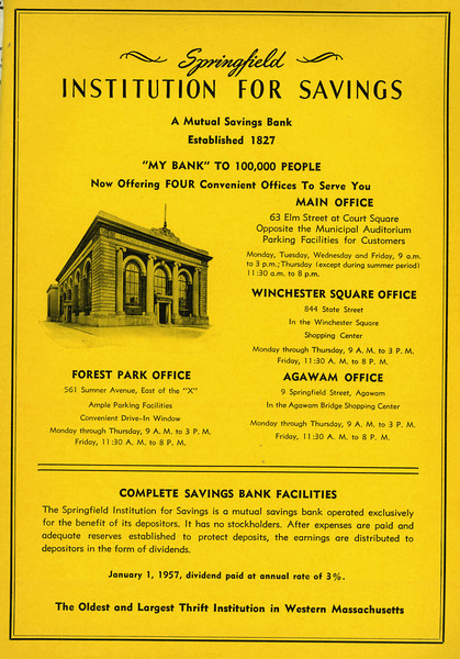 Springfield City Directory 1957 1jx