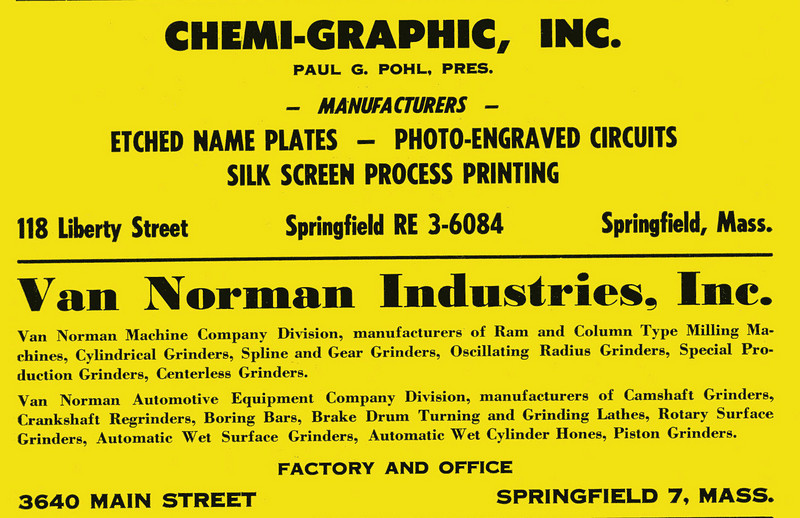 Springfield City Directory 1957 1h