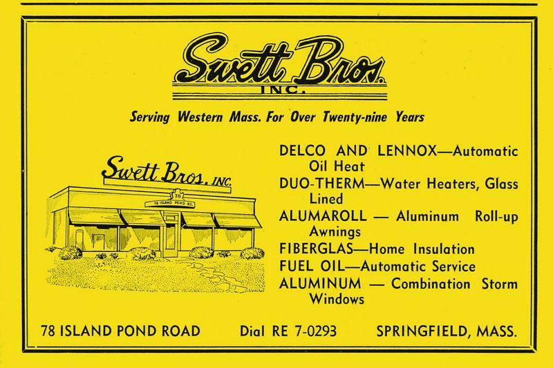 Springfield City Directory 1957 1ho