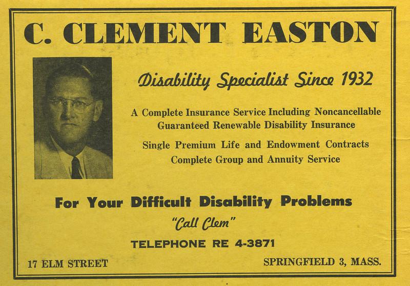 Springfield City Directory 1957