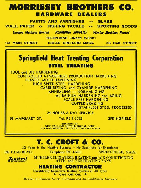 Springfield City Directory 1957 1es