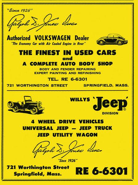 Springfield City Directory 1957 1bg