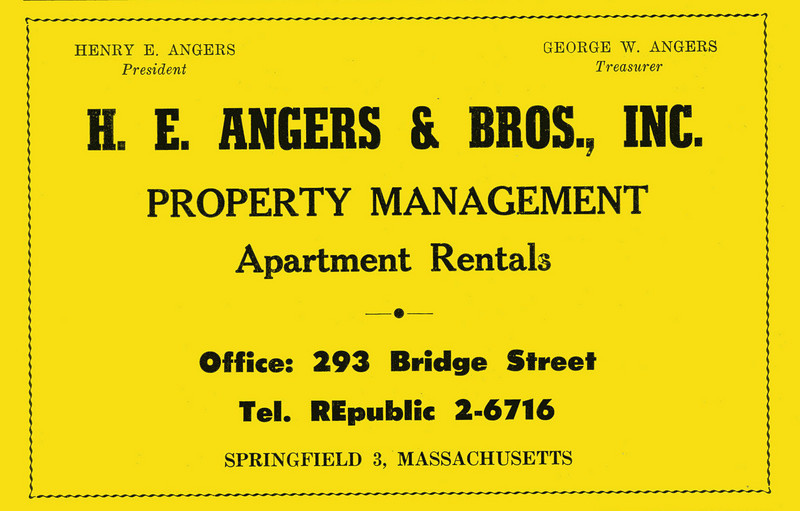 Springfield City Directory 1957 1is