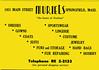 Springfield City Directory 1957 1ex