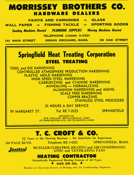 Springfield City Directory 1957 1f