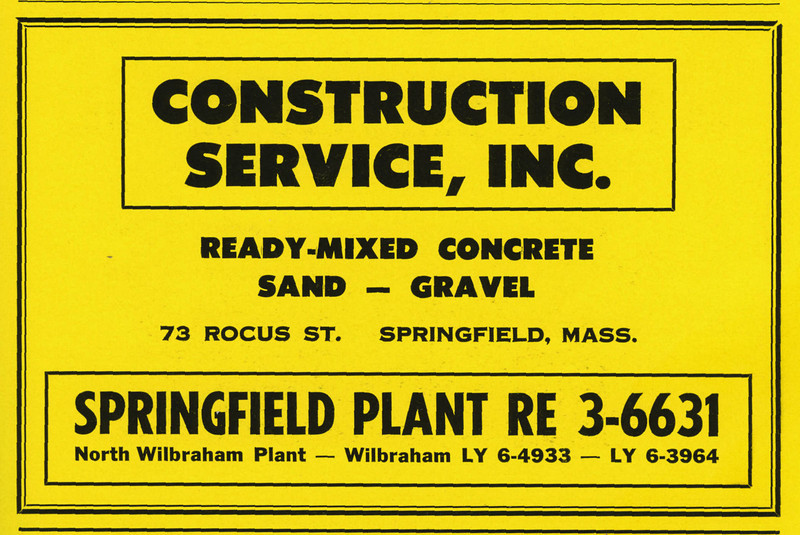 Springfield City Directory 1957 1cy