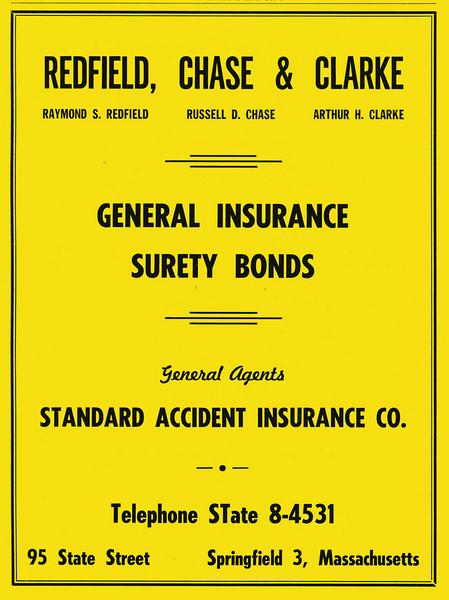 Springfield City Directoru 1957 1fb