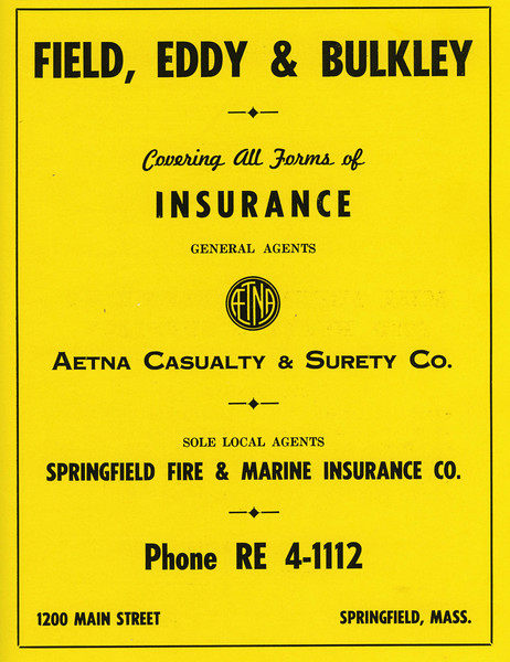 Springfield City Directory 1957 1gf