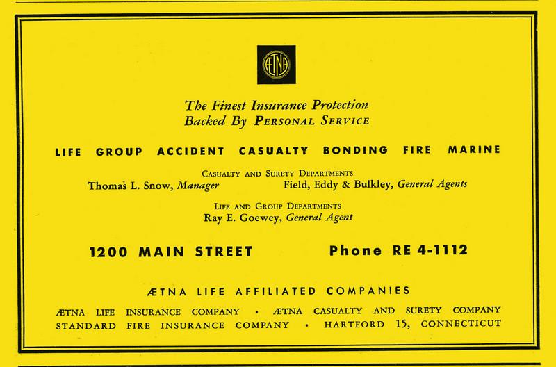 Springfield City Directory 1957 1fe