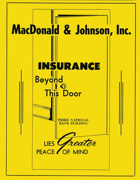 Springfield City Directory 1957 fa