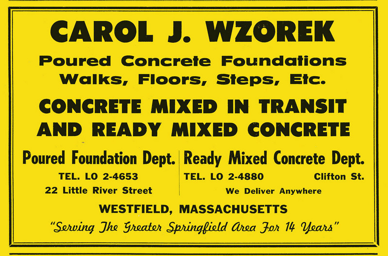 Springfield City Directory 1957 1cz