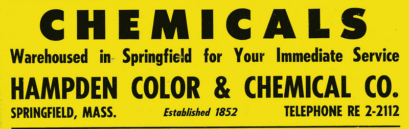 Springfield City Directory 1957 1cm