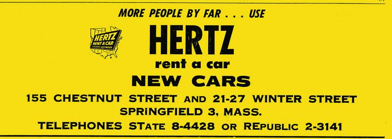 Springfield City Directory 1957 1az