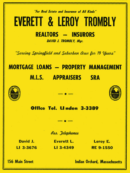 Springfield City Directory 1957 1iq