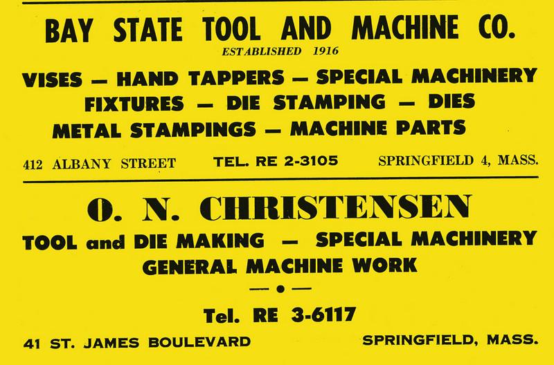 Springfield City Directory 1957 1ha