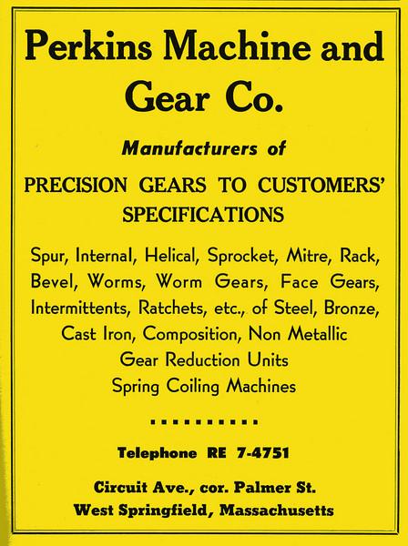 Springfield City Directory 1957 1gl