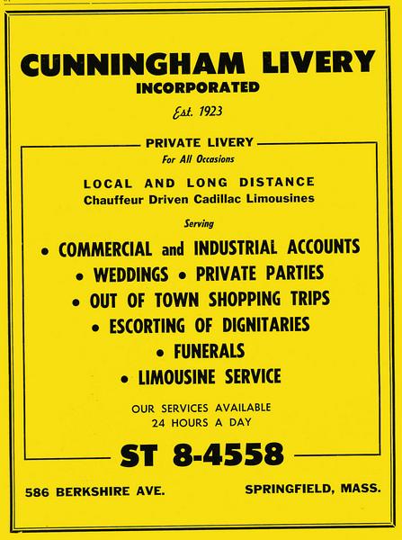 Springfield City Directory 1957 1ax