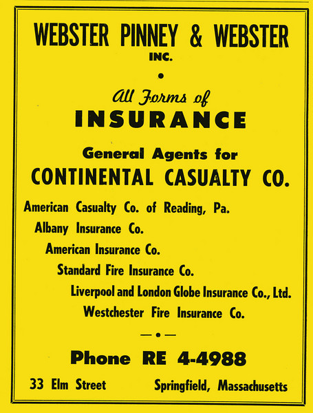 Springfield City Directory 1957 1fc