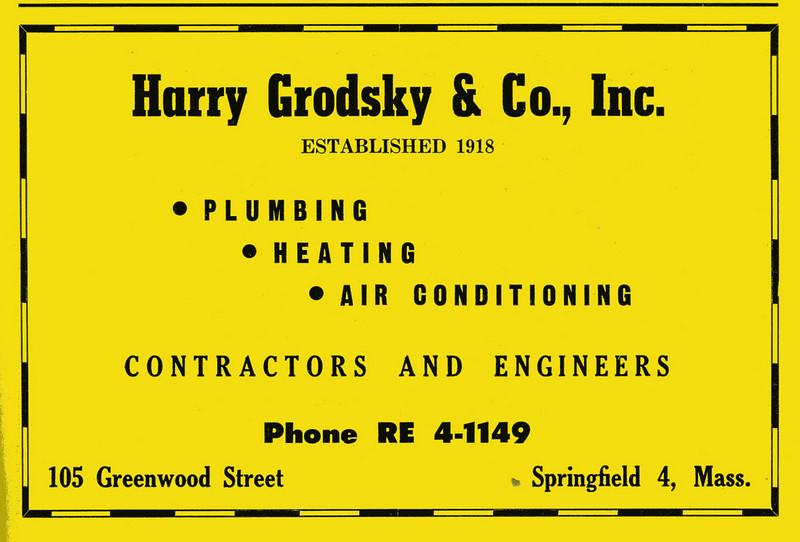 Springfield City Directory 1957 1cr