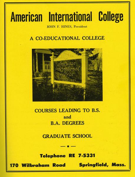 Springfield City Directory 1957 1cv
