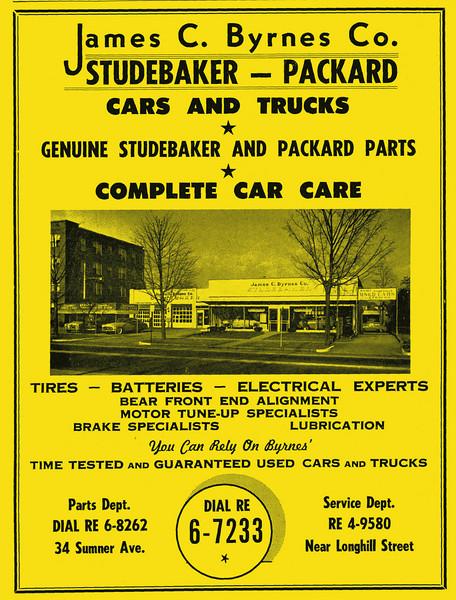 Springfield City Directory 1957 1bd