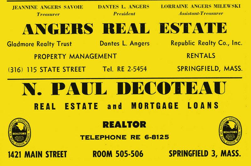 Springfield City Directory 1957 1hr