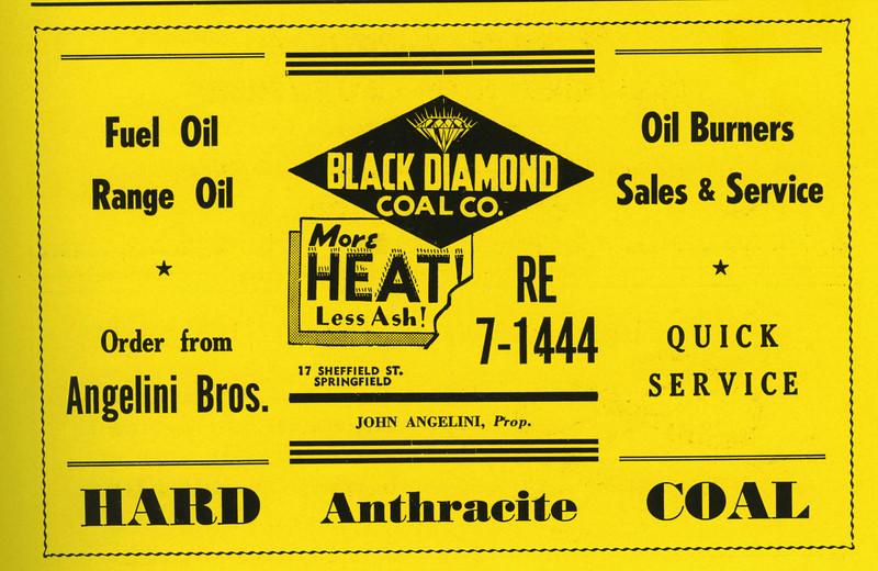 Springfield City Directory 1957 1ct