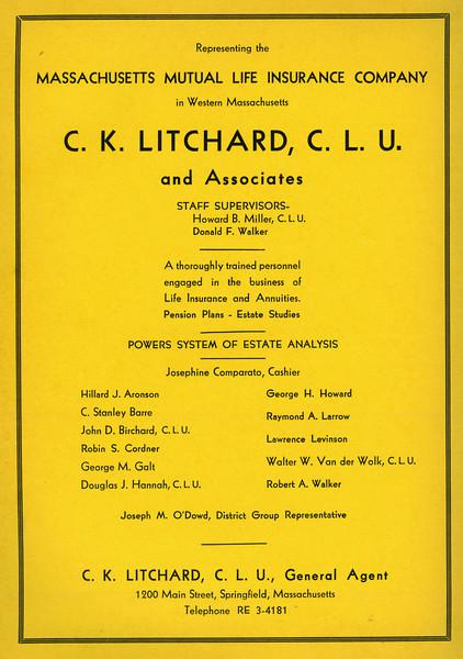 Springfield City Directory 1957 1ka