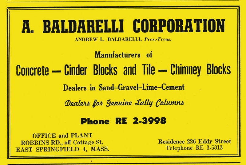 Springfield Cty Directory 1957 1ci