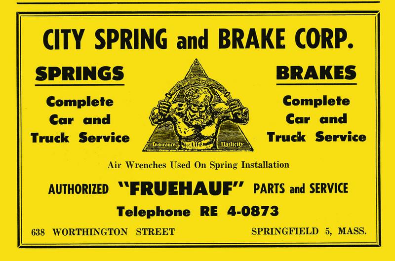 Springfield City Directory 1957 1bj