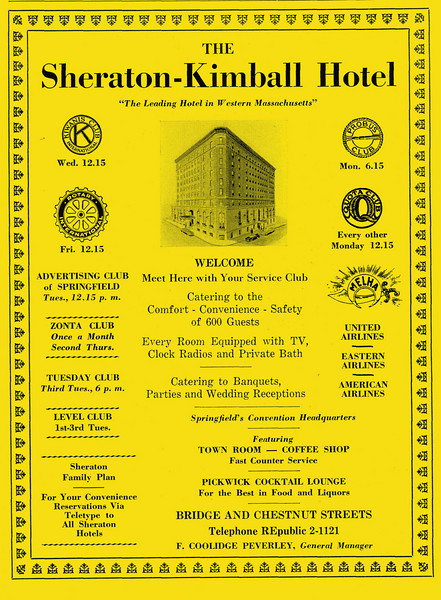 Springfield city Directory 1957 1gb