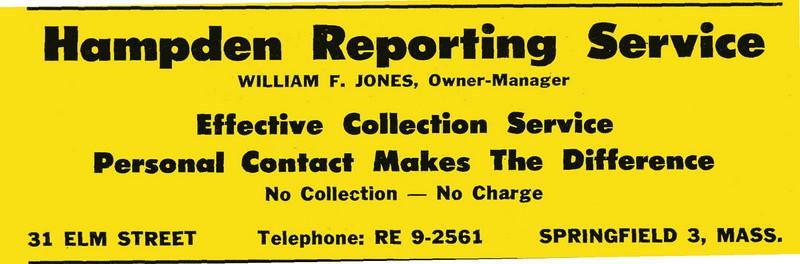 Springfield City Directory 1957 1cu