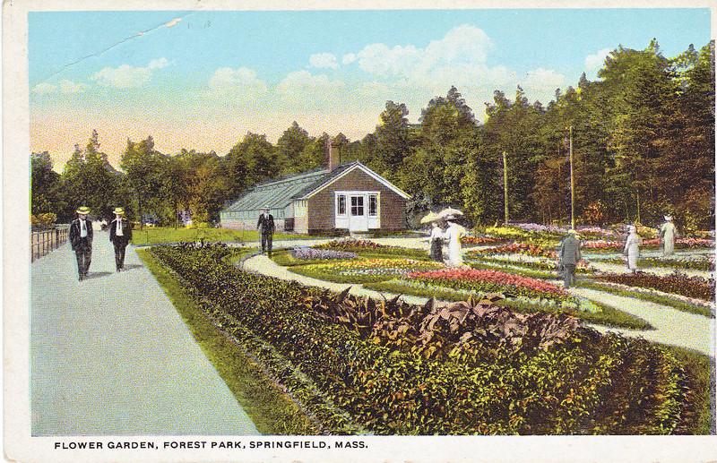Forest Park Flower Gardens