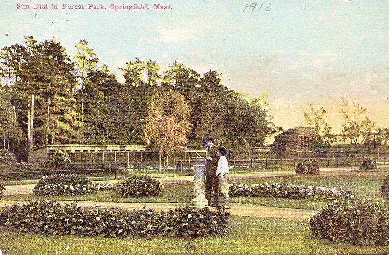 Forest Park Sun Dial