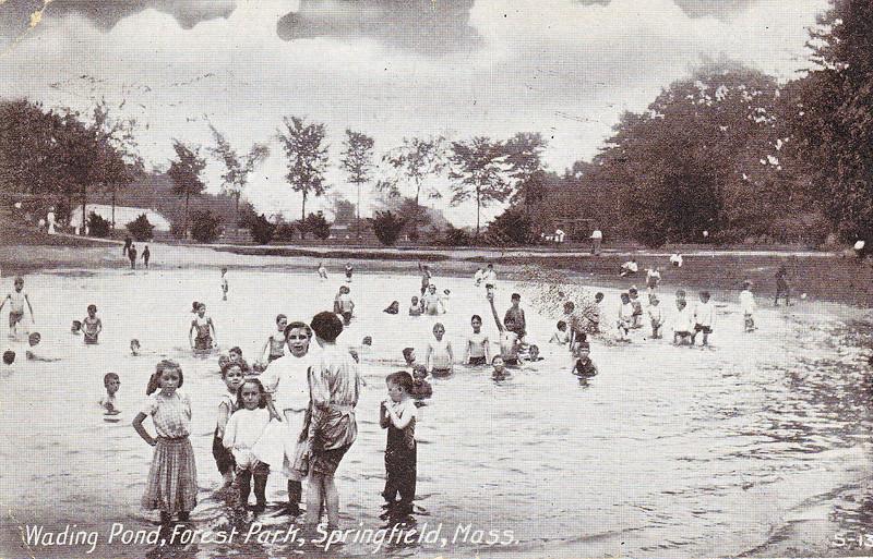 Forest Park Wading Pond
