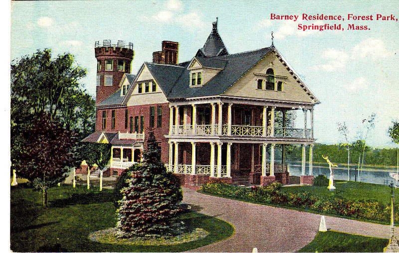 Forest Park Barney 1907-15