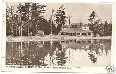 Springfield Forest Park Pavilion Grarves