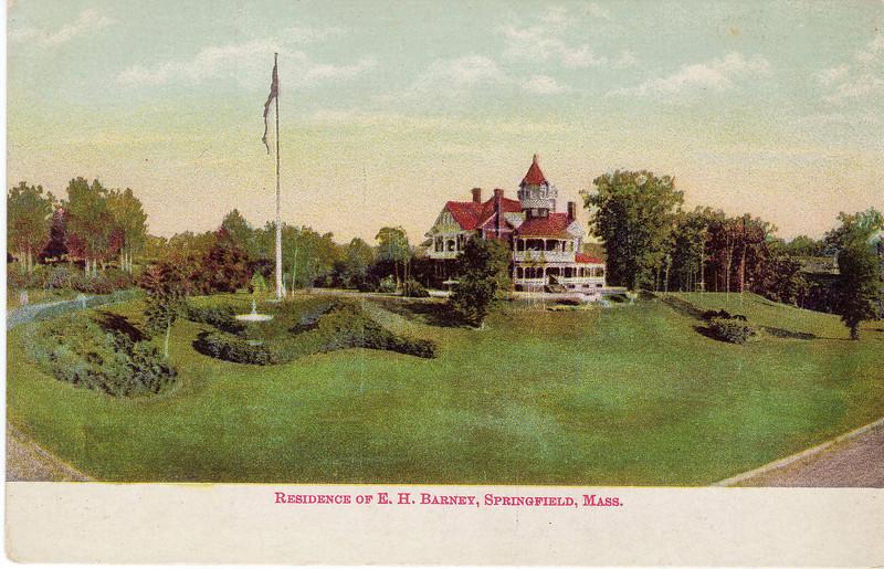 Forest Park Barney UB 1901-07 1