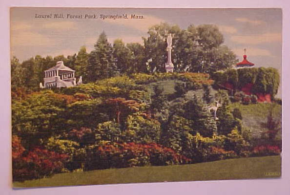 Forest Park laurel hill fp 1907-15
