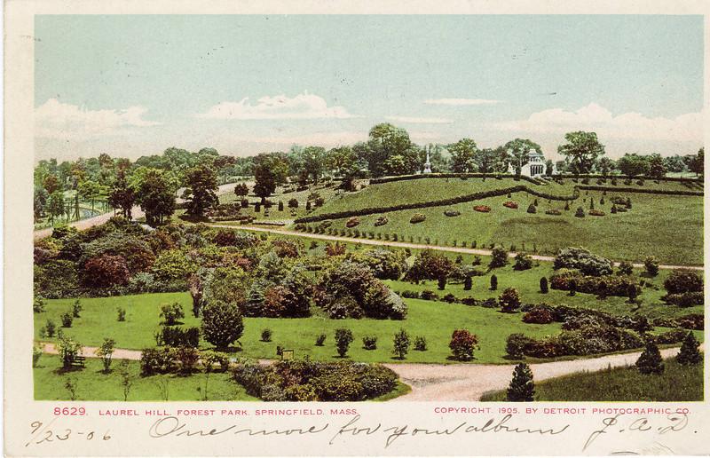 Forest Park Laurel Hill