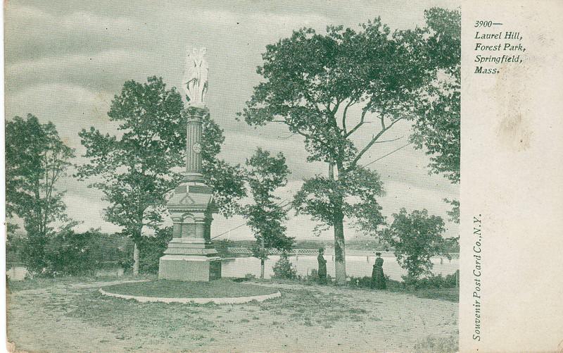 Forest Park Laurel Hill 1901-1907