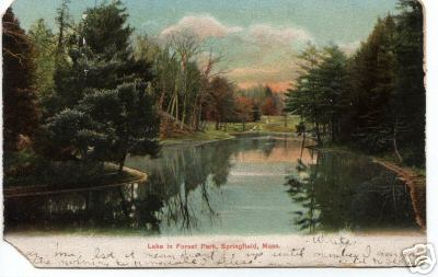 Forest Park Lake 1901-07