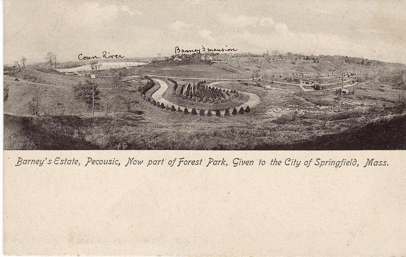 Forest Park Barney Est 1909