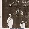 7. With Jim and his wife, at left is another Wargrave citizen who witnessed the 1943 accident, Mary Burge. Sources say Mary made an entry into her girlhood diary about the accident, but I have not yet found a copy of that online.