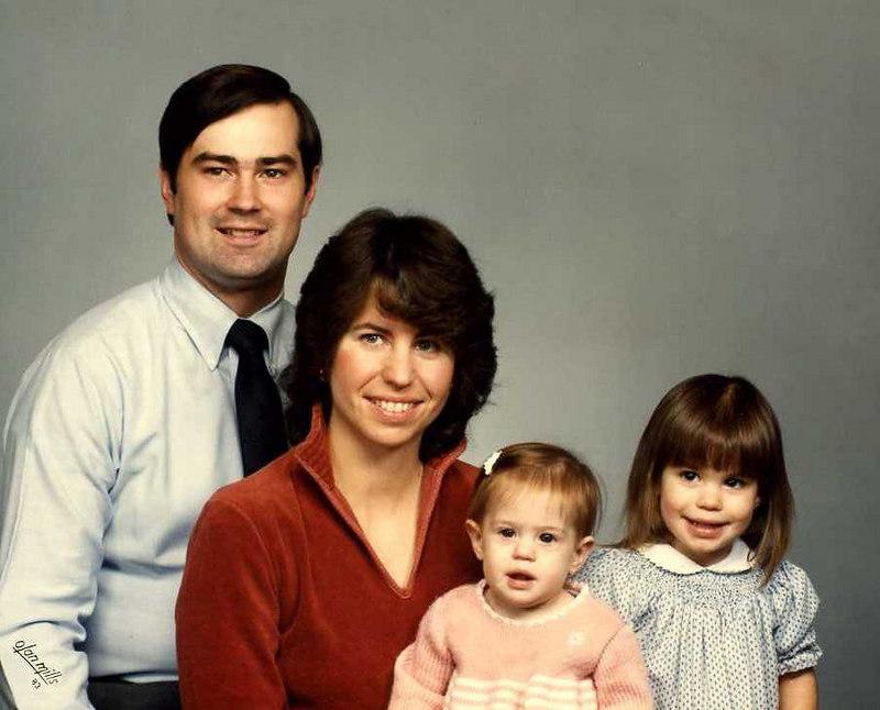 Keith, Linda, Sarah & Kristen Stickney