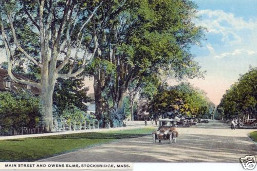 Stockbridge Main St & Owens Elms