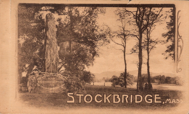 Stockbrige Booklet of pictures