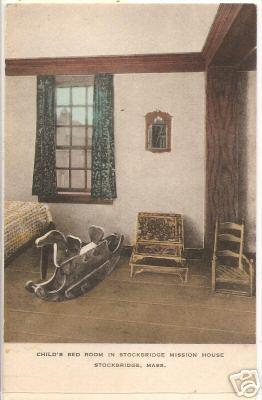 Stockbridge Child's Bedroom