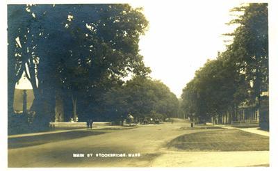 Stockbridge R P Main St