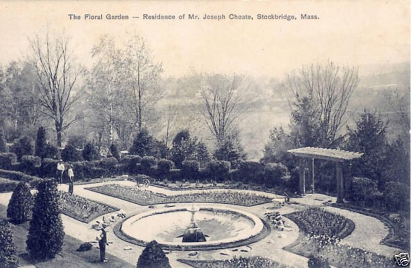 Stockbridge Floral Garden